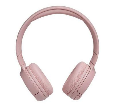 Jbl tune 500BT wireless on-ear headphones, Pink