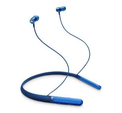 JBL Wireless In-Ear Neckband Headphones Blue
