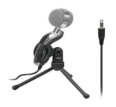 Promate Digital HD Stereo Condenser Microphone 350cm
