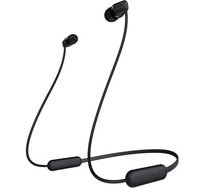 Sony Wireless In Ear Headphones with HD Voice,Black