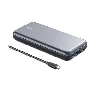 Anker Powerbank, PowerCore+ 19000 PD, Black