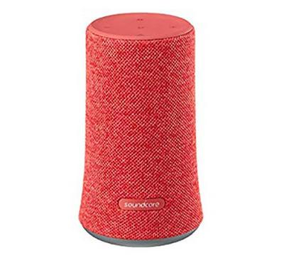 Anker Soundcore Flare Mini Bluetooth Speaker, Red