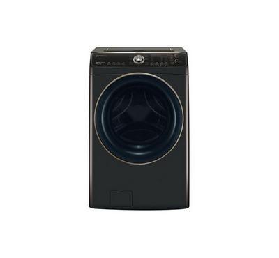 Daewoo Front Load, Washer & Dryer Combo, 13kg/7kg,Satin Black
