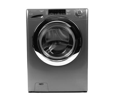 Candy Front Load Washer, 9kg,Color Charcoal