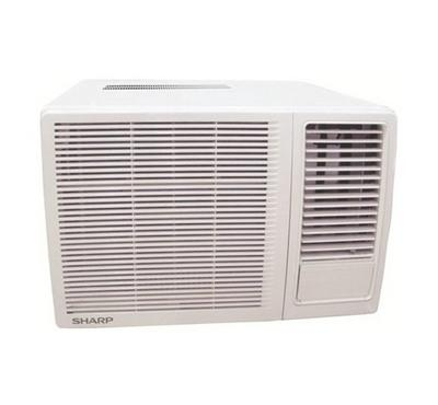 Sharp Window AC, 2.0 Tons, 22300 BTU Cold, T2 Rotary Compressor, White