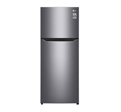 LG Fridge, Top Mount Freezer, 490.0L, Inverter, Dark Graphite