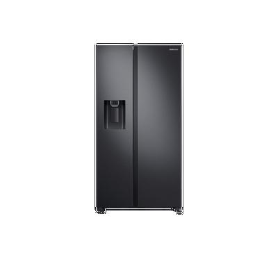 Samsung Refrigerator, 640 L, SBS, Black