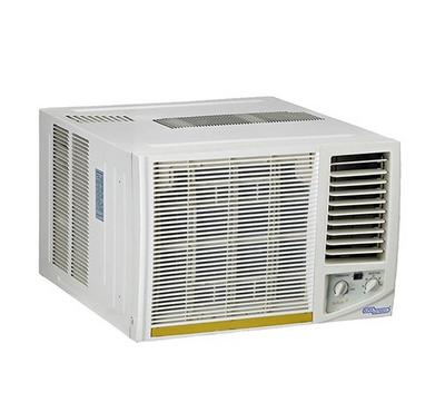 Super General Window AC, 1.5 Tons, 18370 BTU Cold, T3 Rotary Compressor, White