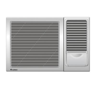 Gree Window AC 2 Tons 22300 BTU