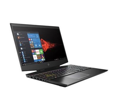 اتش بي اومين، كمبيوتر محمول للألعاب، كور آي 7، رام 32 جيجابايت، شاشة 15.6 بوصة، أسود