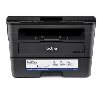 Brother 3-In-1 Mono Laser Multi-Function Printer, Print, Scan, Copy, Grey