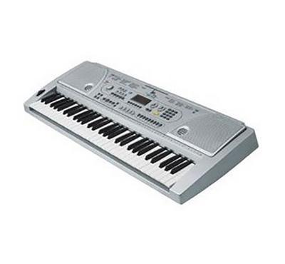 يونيستار، لوحه مفاتيح الكترونيه سلم نغمات شرقي، فضي