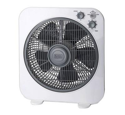 Black and Decker Box Fan 12 inch