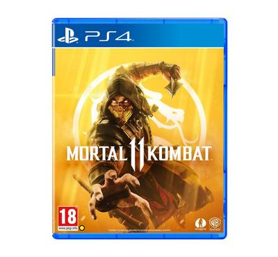 Mortal Kombat 11, PS4