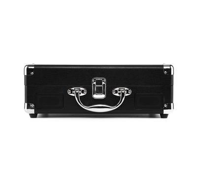 ION Vinyl Motion Turntable Black speaker / cheargeable battery