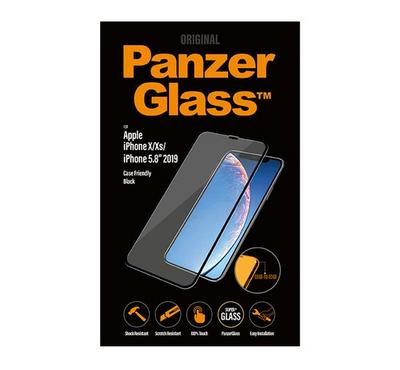 PanzerGlass Apple iPhone iPhone 11 PRO  Screen Protector Case Friendly, Black