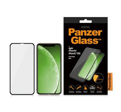 PanzerGlass Apple iPhone 11 Screen Protector Case Friendly, Black