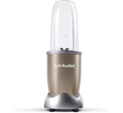 Magic Bullet Nutribullet Blender Pro, 12 pcs Set, 900W,Gold