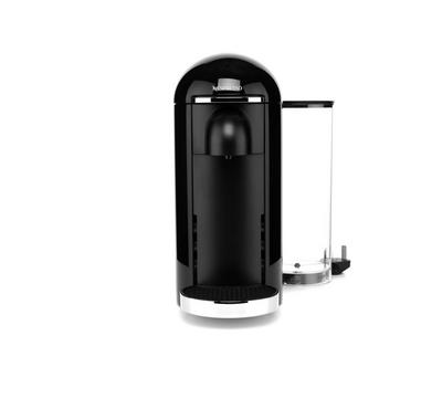 Nespresso VertuoPlus Machine-Black.