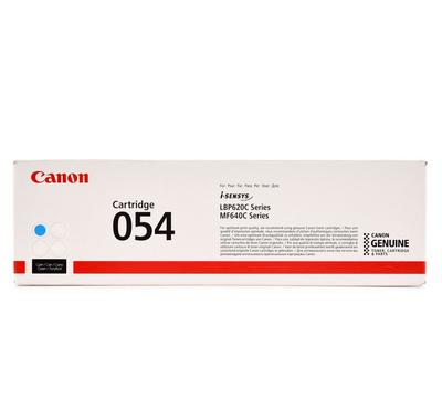 CANON Toner Cartridge 054 Cyan, Yield 1200 pages