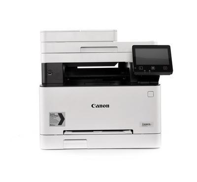 CANON i-SENSYS, Colour Laser Printer, Print, Scan, Copy, Fax, White
