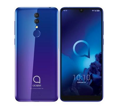 Alcatel 3 5053K, 64GB, Blue Purple