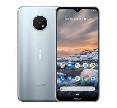 Nokia 7.2 TA-1196,128GB, Ice