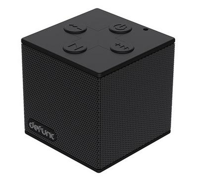 DeFunc Bluetooth Speaker S, Black
