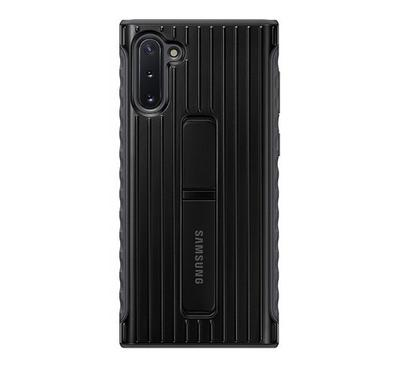 Samsung Note 10 Protective Standing Cover, Black