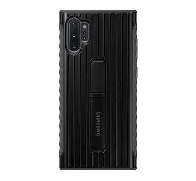 Samsung Note 10 Plus Protective Standing Cover, Black