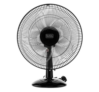 Black and Decker Desk Fan 16 Inch, 60w.