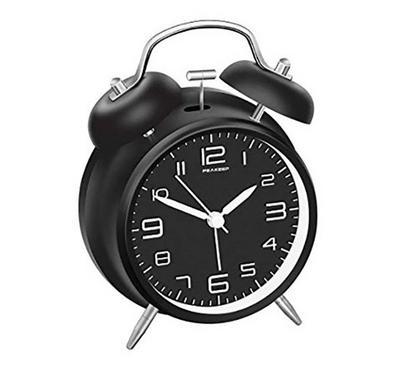 RSC 10 cm Round Table Alarm Clock Assorted