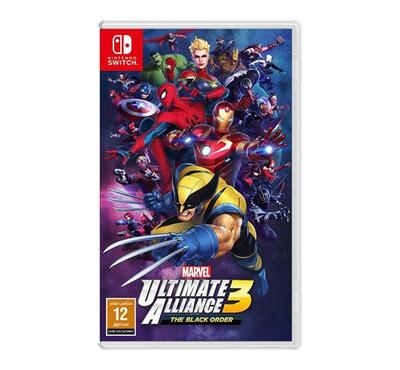 Marvel Ultimate Alliance 3 : The Black Order for Nintendo Switch