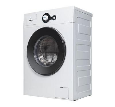 TCL 6.0KG Washing Machine Front Load 1000rpm White