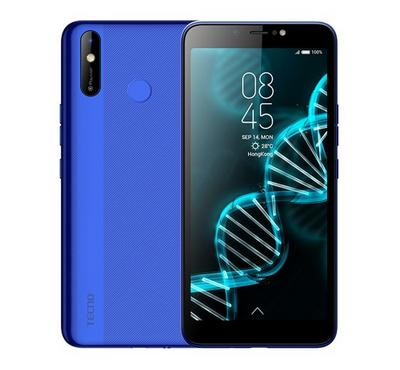 Tecno LC6, 16GB, Aqua Blue