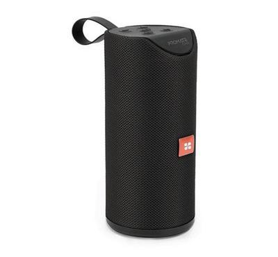 Promate 6W Portable Wireless Speaker with Handsfree, Black