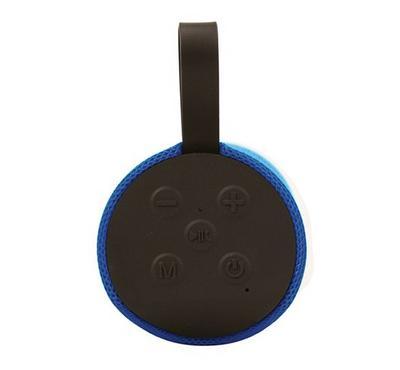 Promate 6W Portable Wireless Speaker with Handsfree, Blue