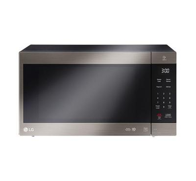 LG Microwave, Solo, 56L.  Easy Clean, Even Heating, Defrosting,  Smart Inverter.