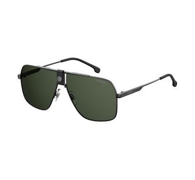 كاريرا، نظارة شمسية، أطار أسود، عدسة خضراء