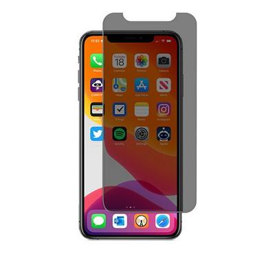 Hyphen iPhone 11 PRO Tempered Glass Case Friendly Privacy