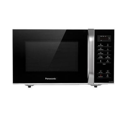 Panasonic Microwave. 25L, 800W 50/60Hz, Solo,Silver