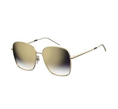 Tommy Hilfiger  sunglass for woman sunglass  navigator Gold black with Grey lens