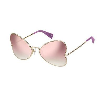 marc jacobs  sunglass for women rosegold with grey lens