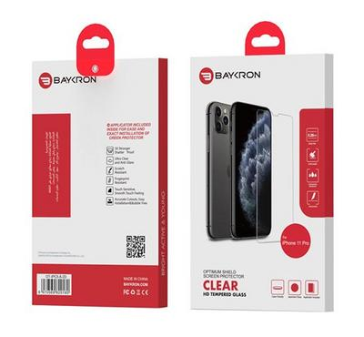Baykron OT-IPC5.8-2D Clear Tempered Glass iPhone 11 XS