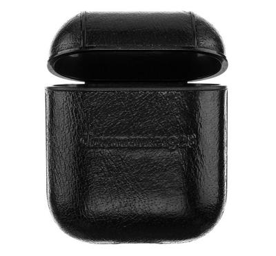 Dbramante1928 Copenhagen AirPod case, Black
