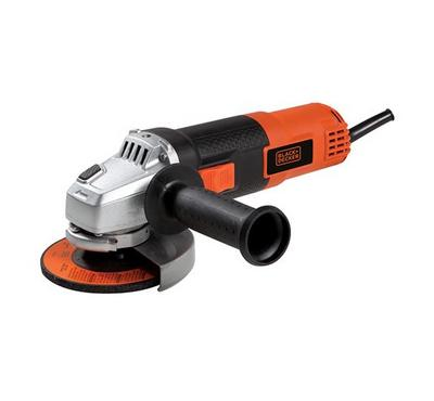 Black&Decker G720P-B5 820W 115mm Small Angle Grinder with 1 grinding disc and 6 cutting discs