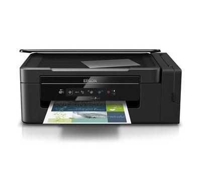 Epson EcoTank 3in1 Color InkTank Printer WiFi 33ppm Black