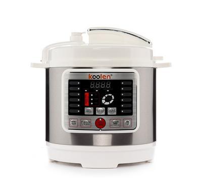 Koolen Electric Pressure Cooker 8L. 220-240V, 50/60HZ
