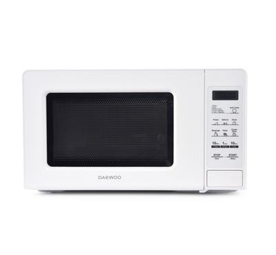 Daewoo Microwave, 20 Liter, 7 Microwave Power Levels.White