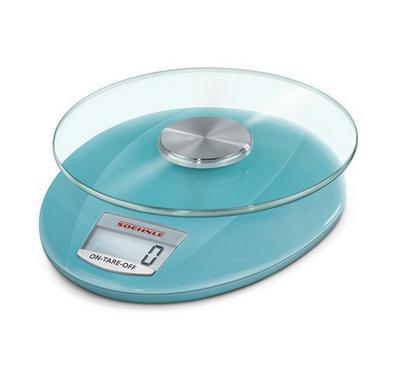 Soehnle Kitchen Scale. Roma Blue.